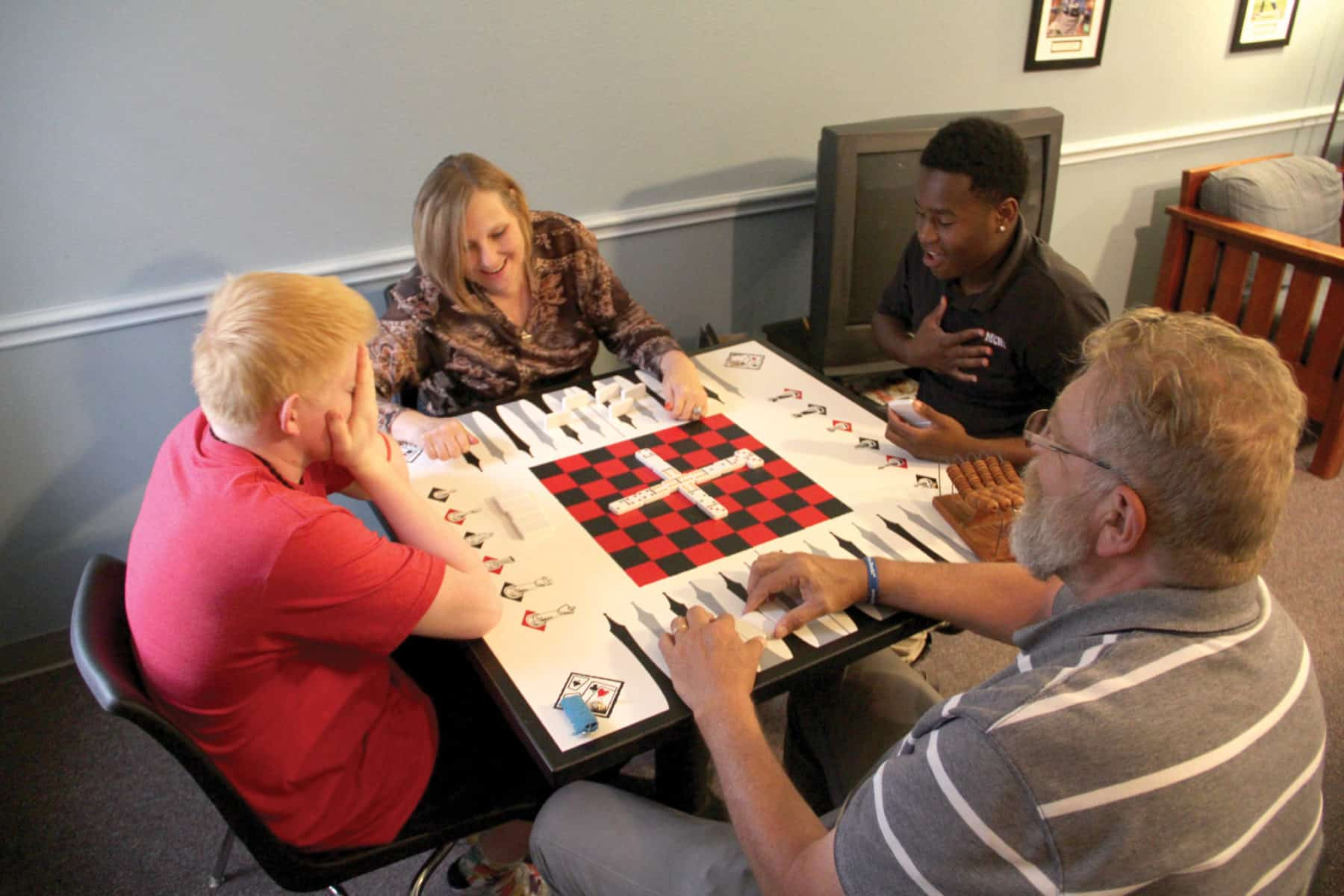 Thomases Playing Games with Youth