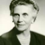 Mrs Alma Thomas