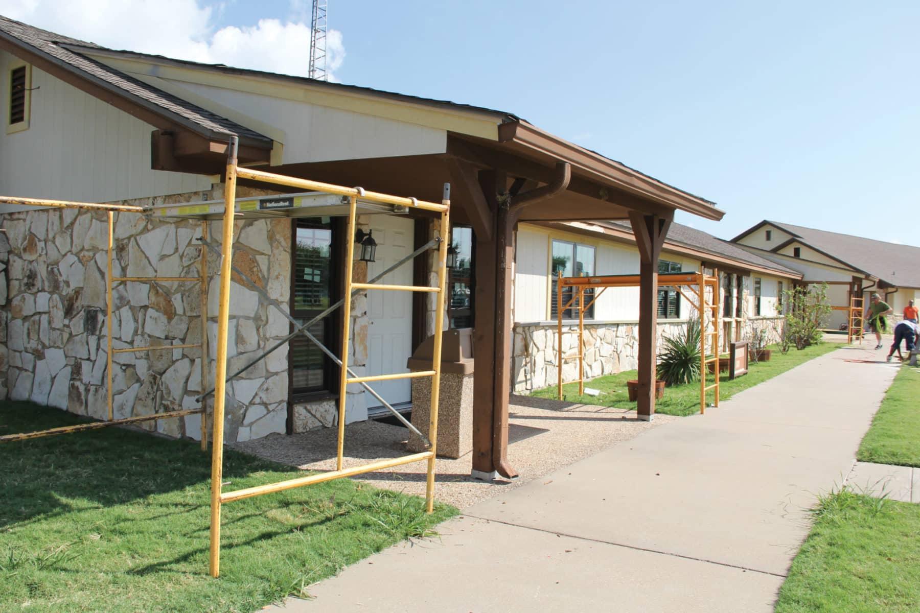 Boys Ranch Renovations