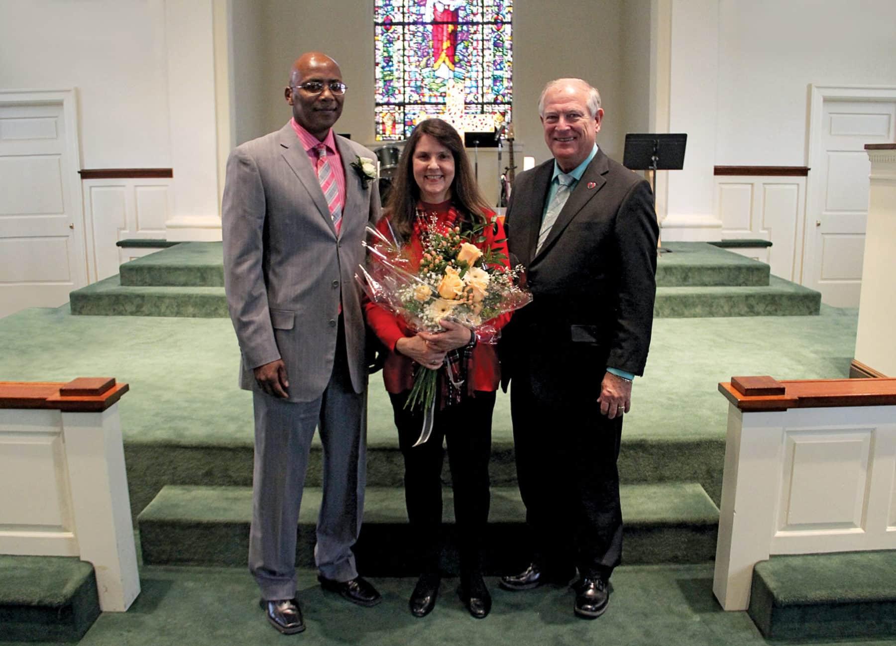 30 Year Service Award 2017