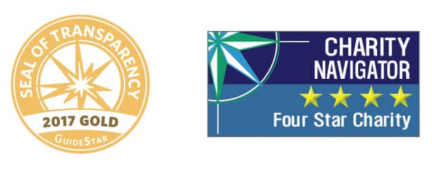 Charity Evaluator Logos