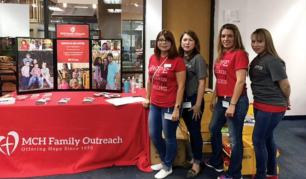 El Paso Family Outreach Staff