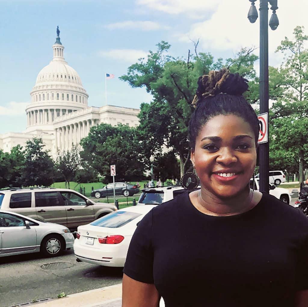 Photo of Leticia Alilionwu