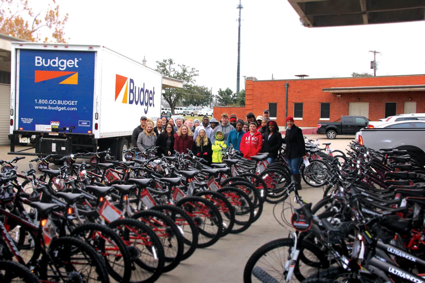 2016 Bike Donation