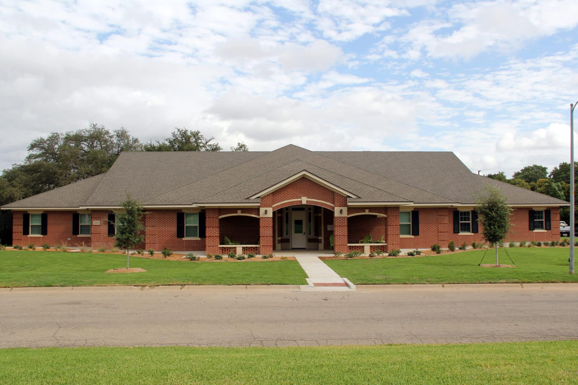 Greathouse exterior