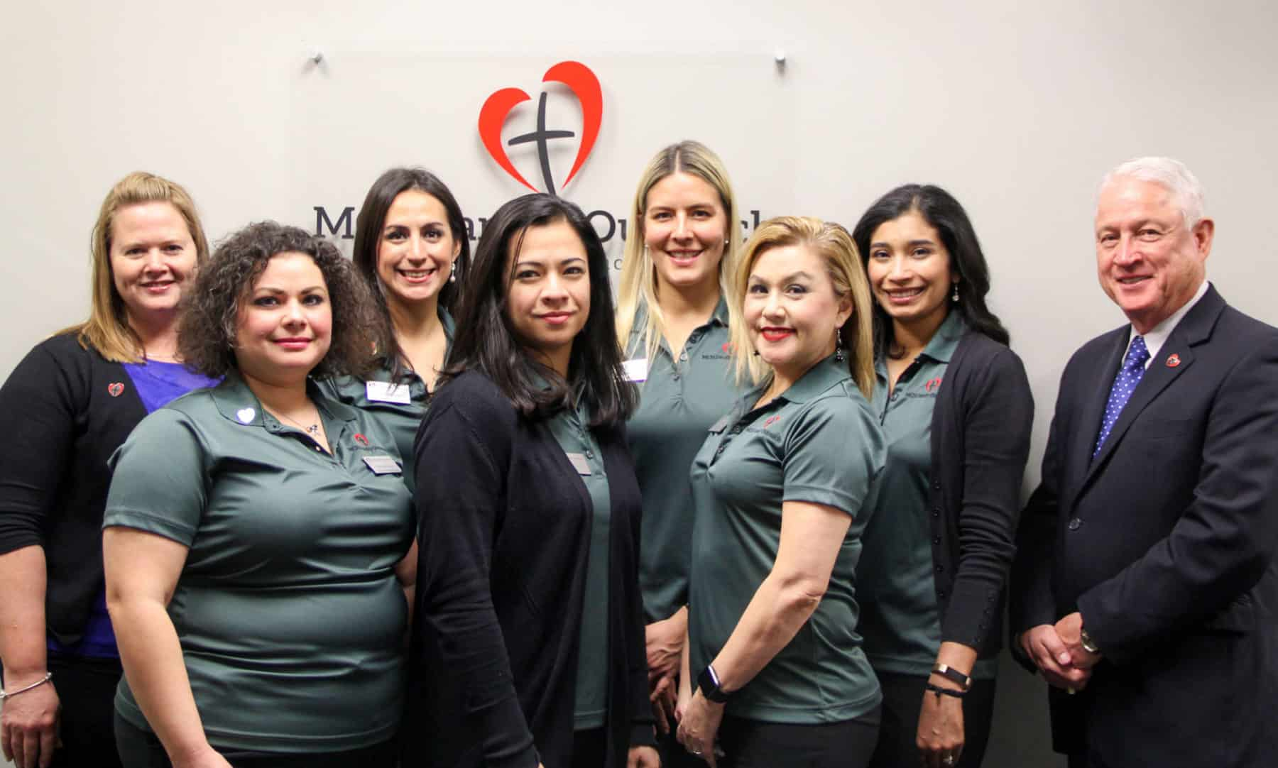 San Antonio Outreach Team