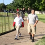 MCH students return to school