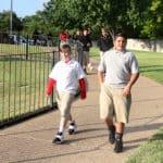 MCH students return to school