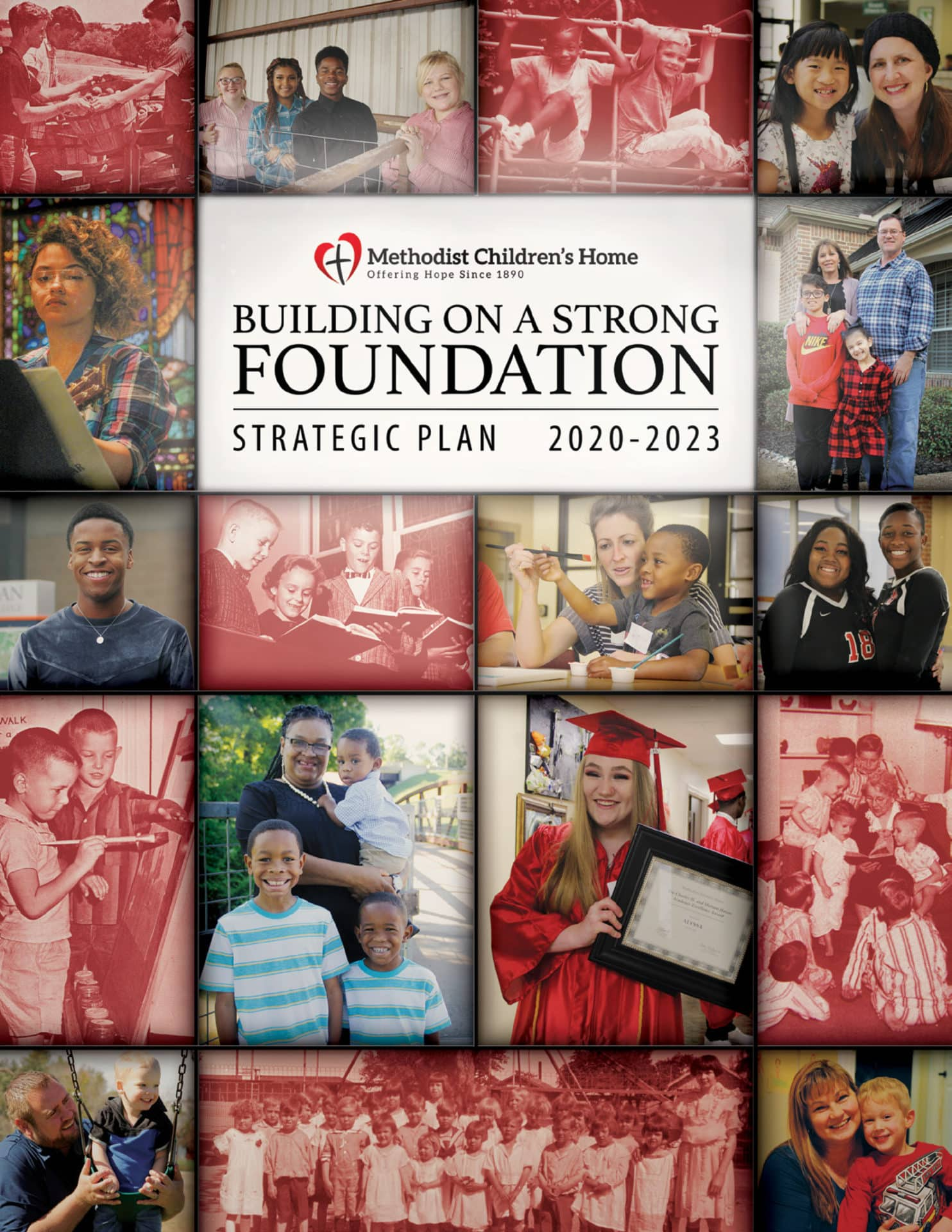 MCH Strategic Plan Image