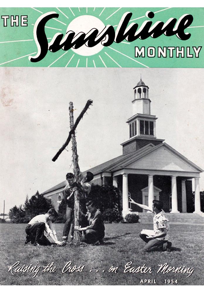 April 1954